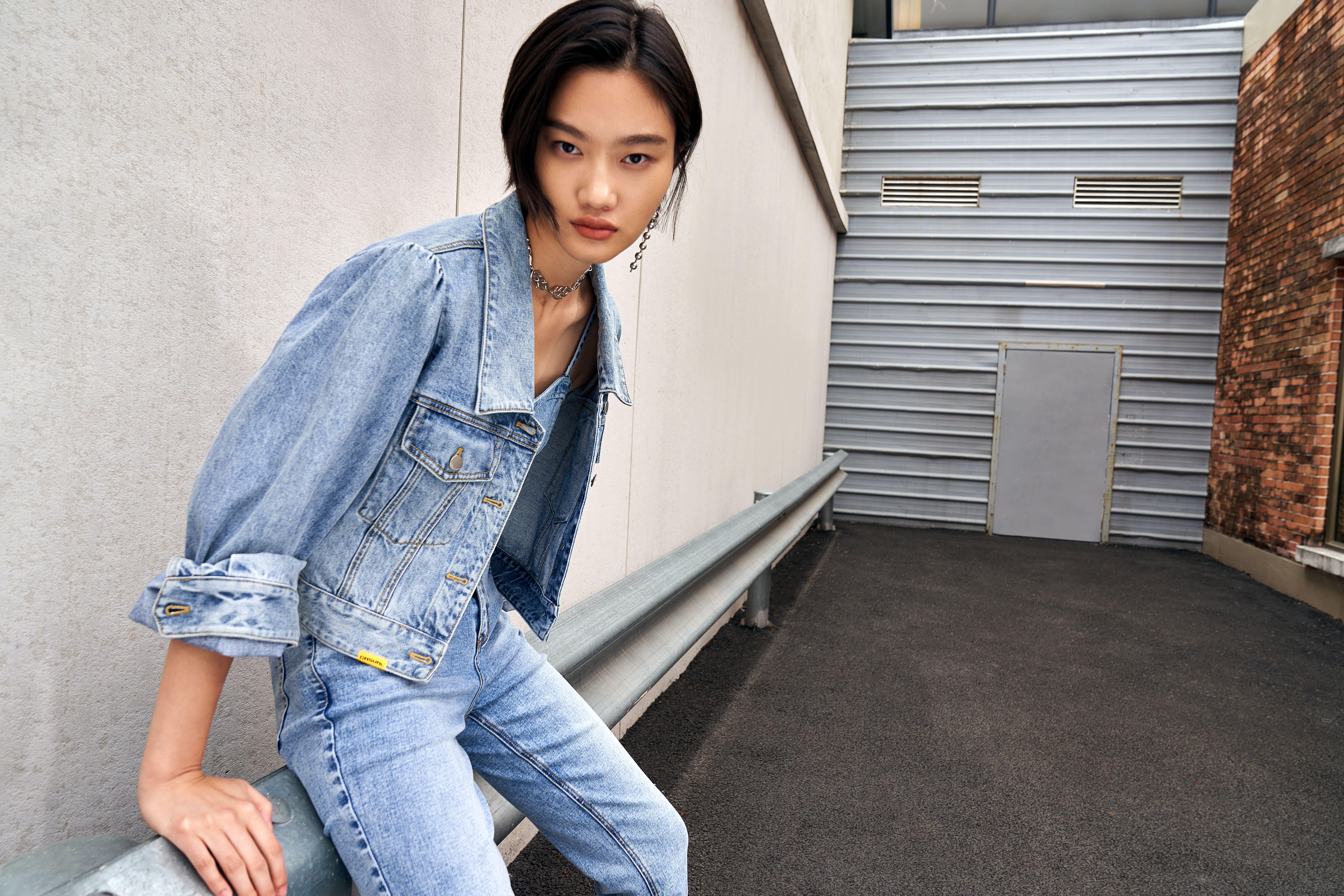 Women's Jeans Fit Guide