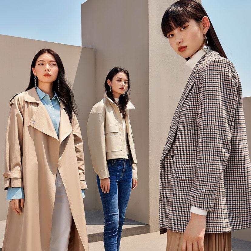 Yishion Women Autumn Collection